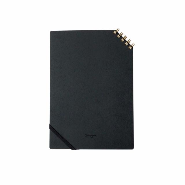 Inkaren Corner Ring Bound Notebook